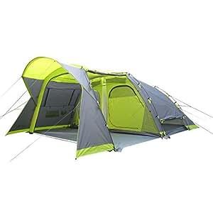 SURPASS Tente Camping Lux 6 Places XL