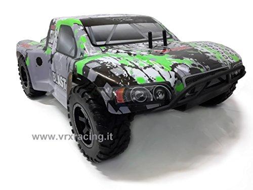 dt5ebd Short Course Truck mit Gestell aus Metall, Motor Elektro rc 550 Radio 2 4 GHz 1 10 RTR 4 WD*