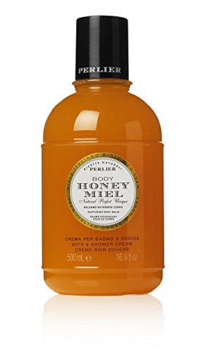 Perlier Honey Miel Crema Per Bagno E Doccia Flacone 500 ml
