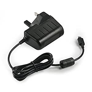 EasyAcc 5V 2A Micro USB Charger Mains Charger Wall Charger For Samsung Galaxy S6 Edge S5 S4 S3 Note 3 2 Tab 3, Nokia Lumia 520 1020 920, Moto G, Google Nexus 5 7 10, Android/Windows Smartphones, External Battery, More Micro USB Port Devices [4 Feet Length, Black]