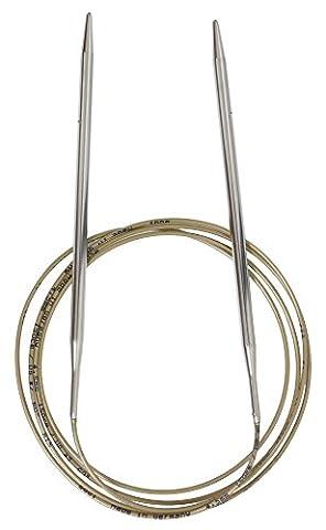 Addi Aiguille à tricoter circulaire 150cm 4,5mm