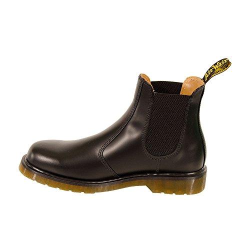 Dr martens :  2976-59 dealer bottes chelsea homme en cuir pVC schlupflasche Noir