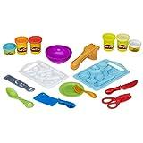 Hasbro Play-Doh B9012EU4 - Schnippel und Servierset, Knete