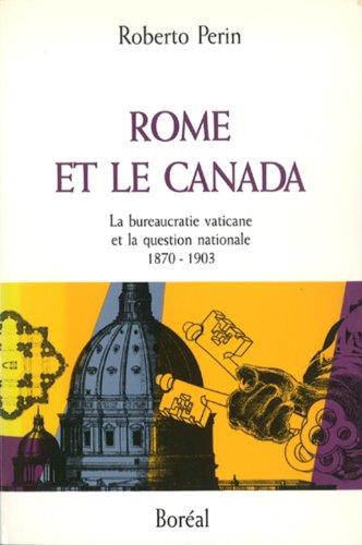 Rome et le Canada