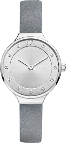 Danish Design Women's Analogue Quartz Watch with Leather Strap DZ120624