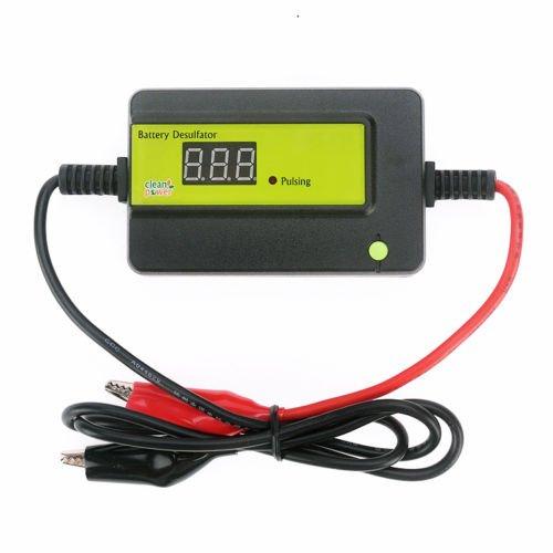 Pulse Carrello da Golf automatico Desulfator Desulphator per batteria 12 24 36, 48 Volt batteria