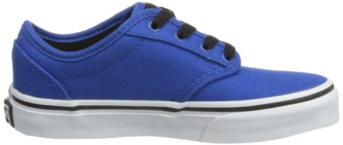 Vans Y ATWOOD (CANVAS) BLUE/B VKI56XY, Sneaker unisex bambino blu (Blue)