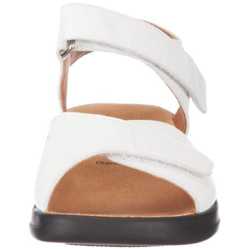 Ganter Monica, Weite G, Sandales Femme Blanc-TR-A4-109