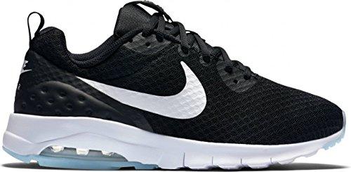 Nike - Wmns Air Max Motion Lw, Scarpe sportive Donna Bianco (Blanco (Black / White))