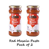 Minute Chef- Ready to Cook Red Masala Paste, 390g Pack of 2