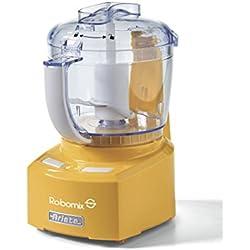 Ariete 00C176702AR0Robomix Robot de cuisine, fonction reverse, jaune