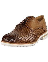 Melvin & Hamilton Tom 8 Woven - Zapatos de cordones para hombre, color, talla 44 EU