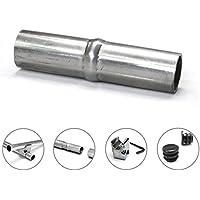 Creatube Manguito para tubo de aluminio, 30mm de diámetro