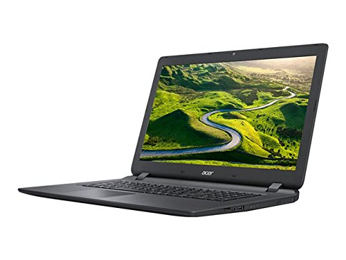 "Acer Aspire Es (Es1-732-p03d) PC Portable 17"" Noir (Intel Pentium, Disque Dur 2 to, 4 Go de Ram, Intel HD Graphics, Windows 10)"