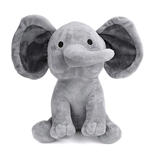 OIKAY Soft Toy,Cute Elephant Soft Plush Toy Mini Stuffed Animal Baby Kids Gift Animals Doll