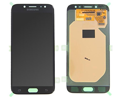 Original Samsung Galaxy J7 (2017) J730F LCD Display Bildschirm Digitizer Touchscreen - Schwarz GH97-20801A Schwarz Touch Screen