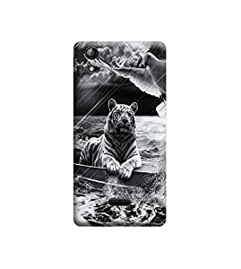 Ebby Premium Designer Back Cover for Micromax Canvas Selfie 2 Q340 (Designer Case)