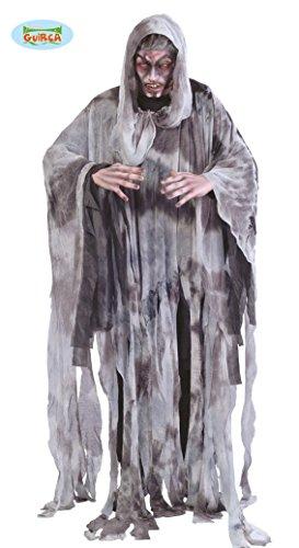 �r Herren zu Halloween Fasching Karneval Geister Ghost, Größe:M/L (Halloween-kostüme Fantasy)