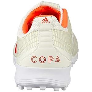 Adidas Copa 19.3 TF, Botas de fútbol para Hombre, (Casbla/Rojsol/Ftwbla 000), 39 1/3 EU