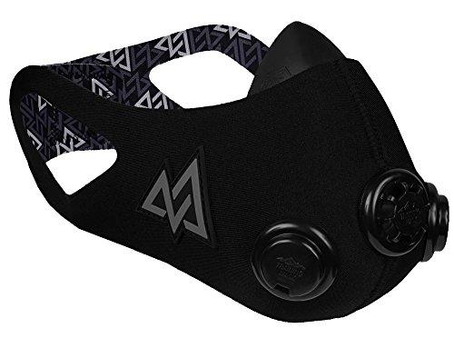 Elevation Training Mask 2.0 Black Edition - Mascara