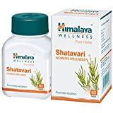 Himalaya Wellness Shatavari Women's Wellness Tablets - 60 Tablets