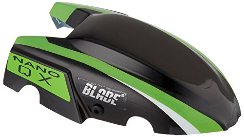 Cabine verte Blade Nano QX