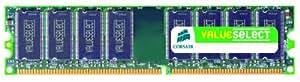 Corsair VS2GB667D2 Value Select 2GB (1x2GB) DDR2 667 Mhz CL5