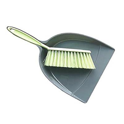 Alien Storehouse Creative Cleaning Tools Mini Besen und Kehrschaufel Kunststoff Griffe Sweep Sets, G7