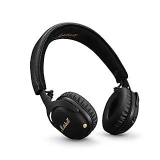Marshall Mid A.N.C Casque Bluetooth à Réduction de Bruit - Noir