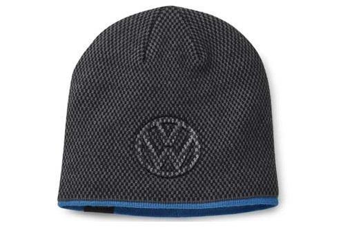 VW Mütze, dunkelgrau/blau - 33D084303A