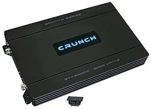 Crunch GTX3000 1-Kanal Endstufe 3000W