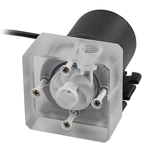 12-volt-kühler Mit Thermostat (High Performance Computer Wasserkühlung Pumpe)