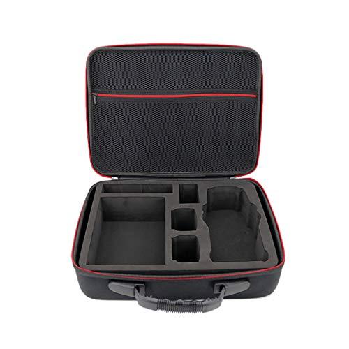 Schulter wasserdichte Box Koffer Tasche für DJI Mavic 2 & Smart Controller UAV-Spezialkoffer-Aufbewahrungsbox Messenger-Umhängetasche ()