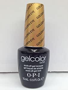 Opi Gelcolor Goldeneye HLD24 by OPI Nail Polish & Treatments [Beauty] (English Manual)
