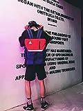 SEBAS Home Persönlichkeit Rucksäcke New Wild Backpack High School Student Schultasche Reiserucksack