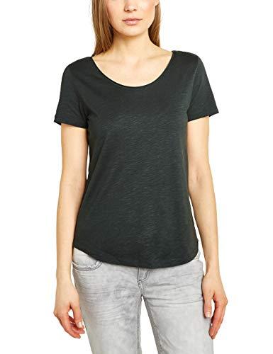 Street One Damen Gerda T-Shirt, Grün (Chilled Green), (Herstellergröße:44) - Für Immer Grünes T-shirt