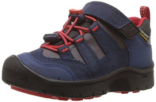 Keen Hikeport WP Shoes Children Dress Blues/Firey Red Schuhgröße US 8 | EU 24 2018 Schuhe (Winter Keen)