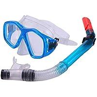 VORCOOL Adulto General Sin Olor Gafas de Buceo Semi-seco Máscara de natación Equipo de