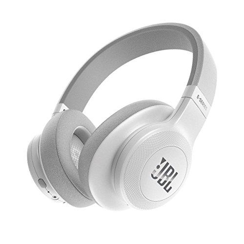JBL JBLE55BTWHT Cuffie Circumaurali con Bluetooth 54d805353500
