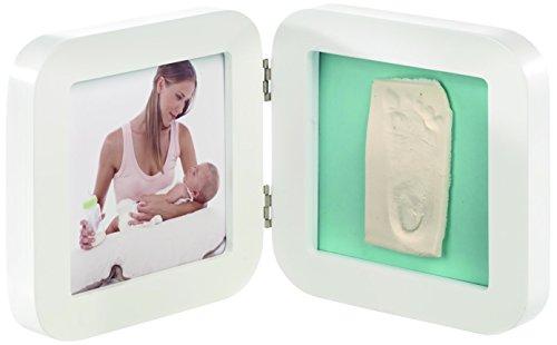 Jane 010271C01 Bilderrahmen mit Druckplatte für Hand und Fuß