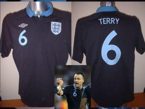 England John Terry Shirt Trikot Umbro Erwachsenen Fußball Chelsea Fußball