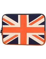 """Urban factory Flag UK Étui en néoprène pour Ordinateur portable 15,6"""""""