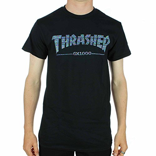 Thrasher - T-shirt Mc Gx 1000 T Homme - Taille:one Size Noir