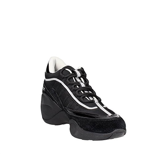 Fornarina Pefup1684wva0000 Baskets Basses Pour Femme Noir