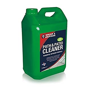 Spear & Jackson 5L Path and Patio Cleaner