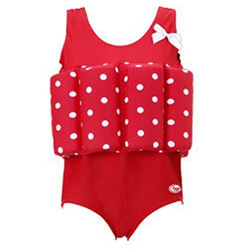 ARAUS Mädchen Schwimmanzug Jungen Unisex Badenanzug mit Schwimmkraft -