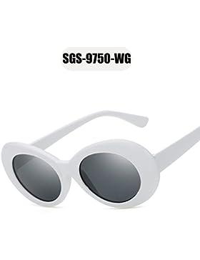 OMAS 2018 moda nuevas gafas de sol mujeres hombres diseñador de marca gafas de sol ovales mujeres gafas gafas...