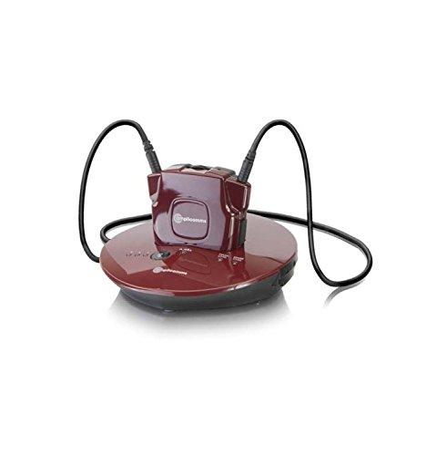 amplicomms TV 2510-NL, Funk-Empfänger mit Verstärkung, Rauschfreie Tonübertragung in höchster Klangqualität ohne Hintergrundgeräusche