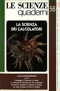 LA SCIENZA DEI CALCOLATORI numero 56. 1990