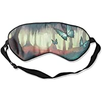 Sleep Eye Mask Insects Butterflies Forest Lightweight Soft Blindfold Adjustable Head Strap Eyeshade Travel Eyepatch E6 preisvergleich bei billige-tabletten.eu